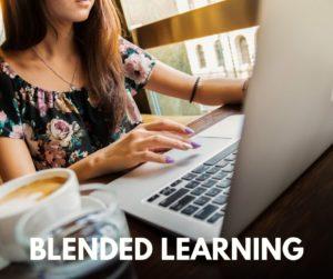 skuteczne metody nauki - blended learning