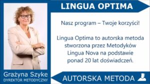 skuteczne metody nauczania języka obcego.