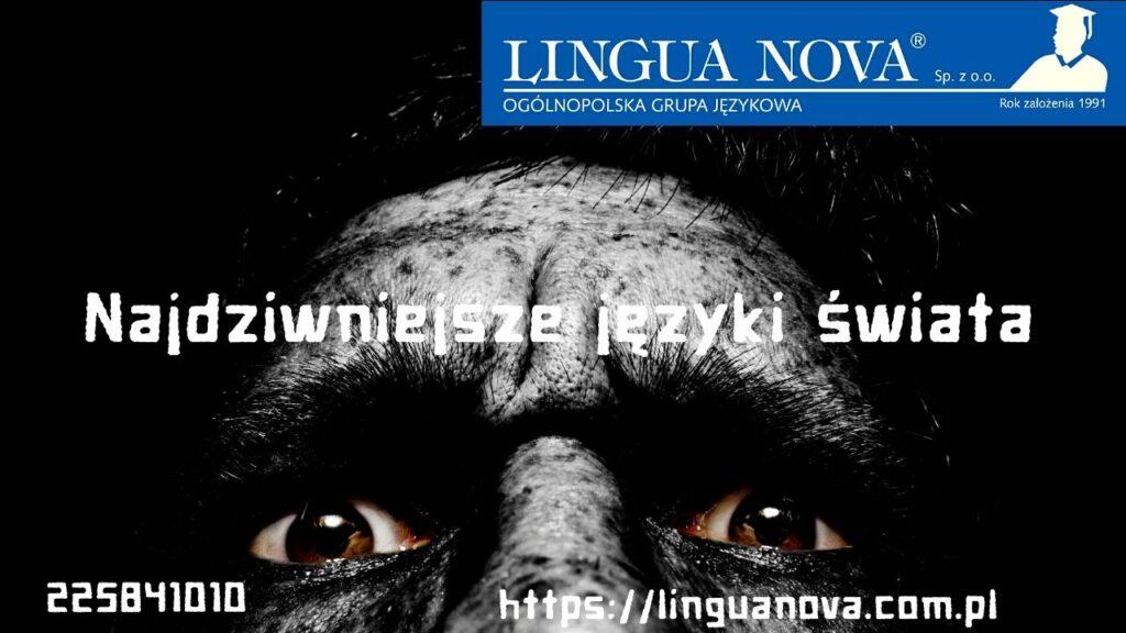 Najdziwniejsze języki świata